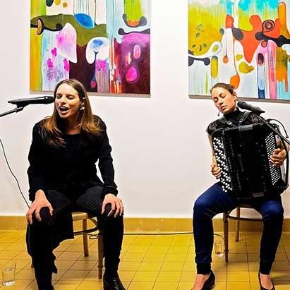 Annabelle Plum & Žaneta Vítová